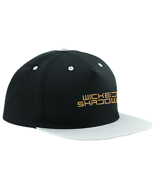 Wicked Shadows - 5 Panel Contrast Snapback