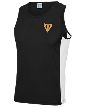 Wicked Shadows - Contrast Performance Vest