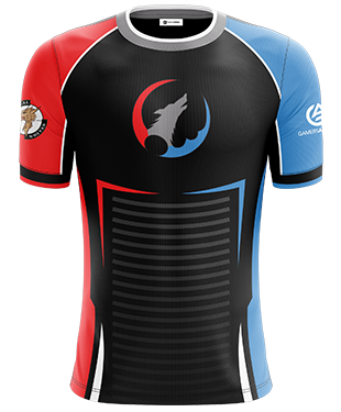 Wolves of Time - Short Sleeve Esports Jersey