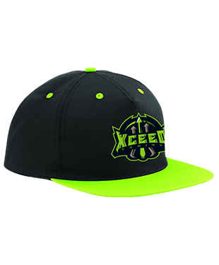 Xceed Gaming - 5 Panel Contrast Snapback