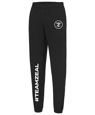 Team Zeal - Cuffed Jog Pants
