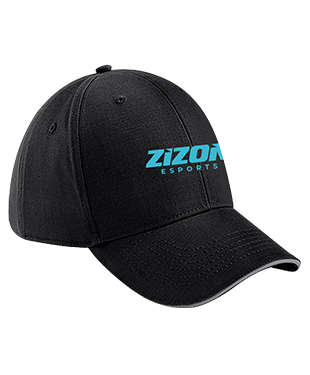 Zizon Esports - 6 Panel Cap