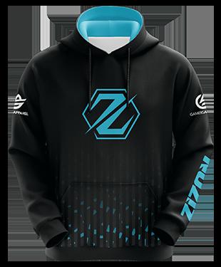 Zizon Esports - Bespoke Hoodie