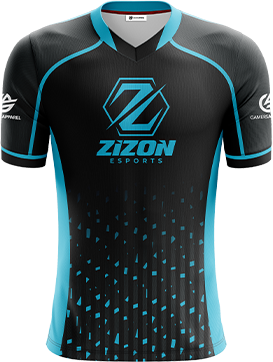 Zizon Esports - Short Sleeve Esports Jersey
