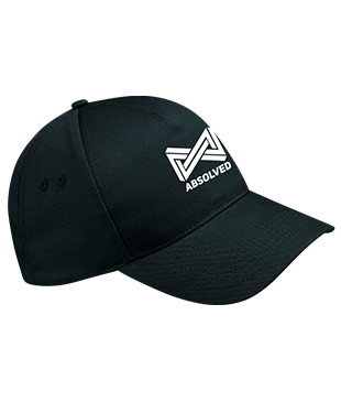 ABSOLVED - 5 Panel Cap