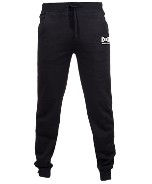ABSOLVED - Slim Cuffed Jogging Bottoms