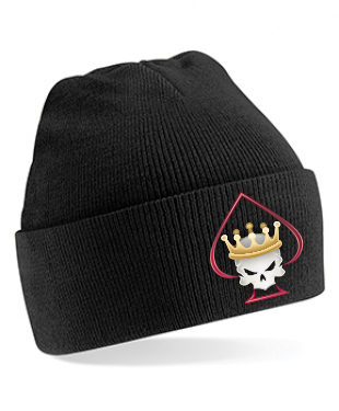 Aces and Kings - Cuffed Beanie