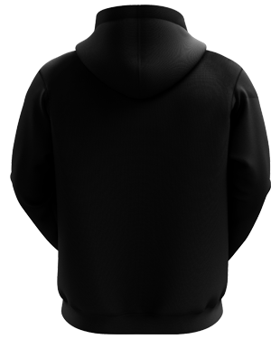 Aces and Kings - Casual Hoodie with Zipper
