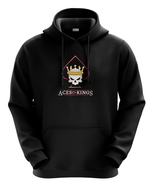 Aces and Kings - Cotton Hoodie