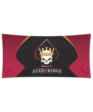 Aces and Kings - Team Flag