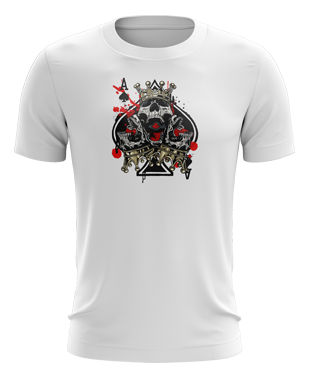 Aces and Kings - Illustration T-Shirt