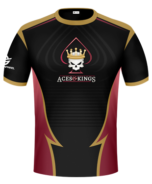 Aces and Kings - 2017 Short Sleeve Jersey