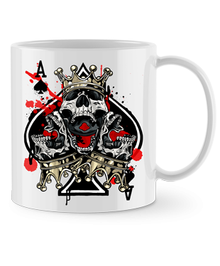 Aces and Kings - Coffee Mug