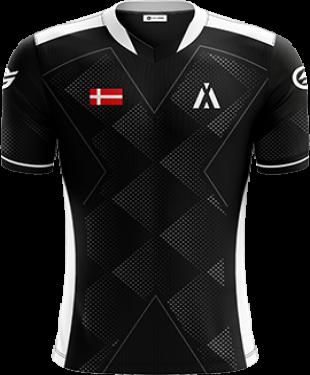 Aecedia Esports - Pro Short Sleeve Esports Jersey