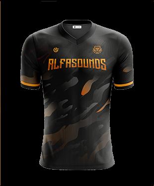 Alfasounds - Short Sleeve Jersey