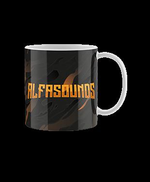 Alfasounds - Drinking Mug