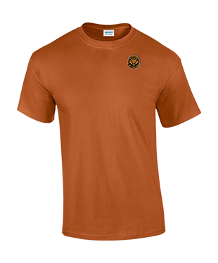 Alfasounds - T-Shirt - Orange