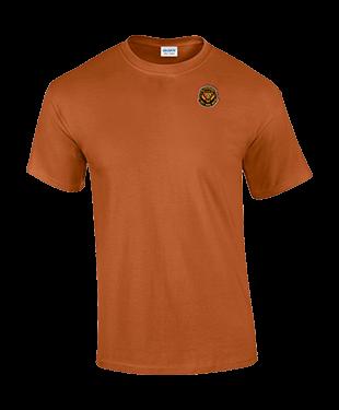 Alfasounds - T-Shirt - Orange