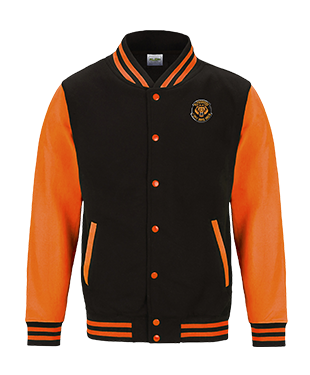 Alfasounds - Electric Varsity Jacket