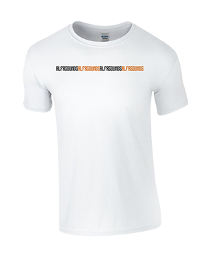 Alfasounds - T-Shirt - White