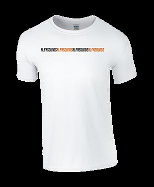 Alfasounds - T-Shirt - White