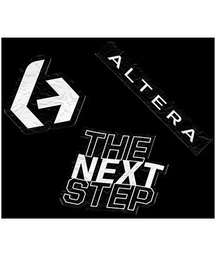 Altera Esports - Sticker Pack (3 x Stickers)