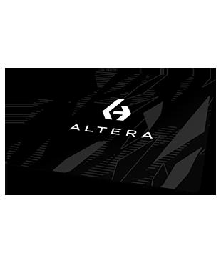 Altera Esports - Gaming Mousepad - Medium