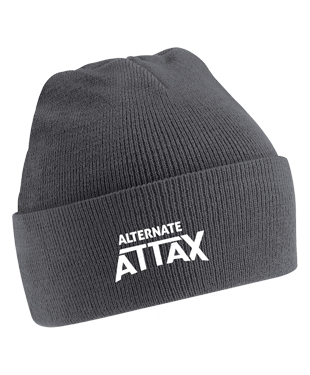 Alternate Attax - Original Cuffed Beanie