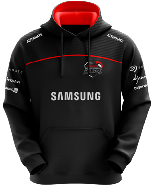 Alternate Attax - Esports Hoodie without Zipper
