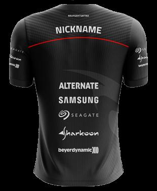 Alternate Attax - Esports Short Sleeve Jersey