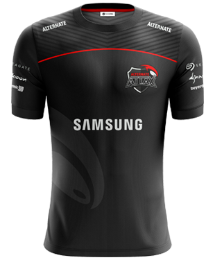 Alternate Attax - Esports Short Sleeve Jersey