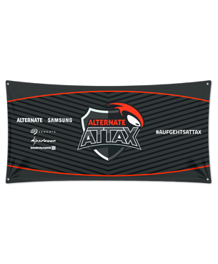 Alternate Attax - Wall Flag