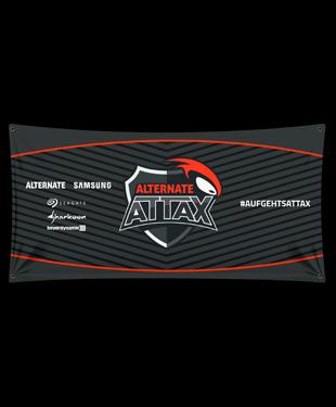 Alternate Attax - Wall Flag
