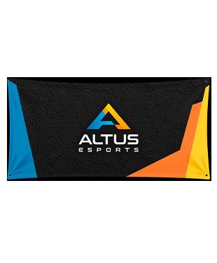 Altus Esports - Wall Flag