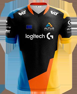 Altus Esports - Short Sleeve Esports Jersey
