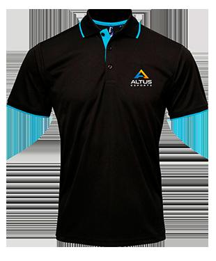 Altus Esports - Contrast Polo Shirt