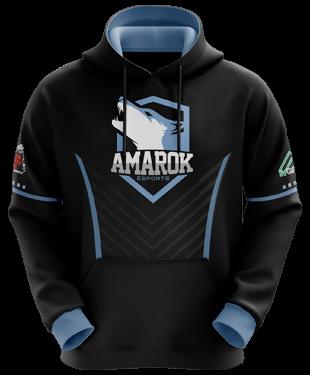 Amarok - Esports Hoodie without Zipper