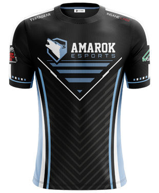 Amarok - Short Sleeve Esports Jersey