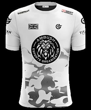 AmbushGG - Short Sleeve Esports Jersey
