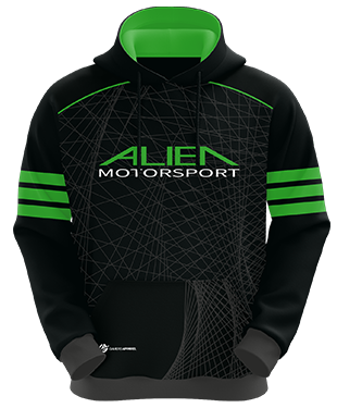 AMS Motorsports - Esports Hoodie without Zipper