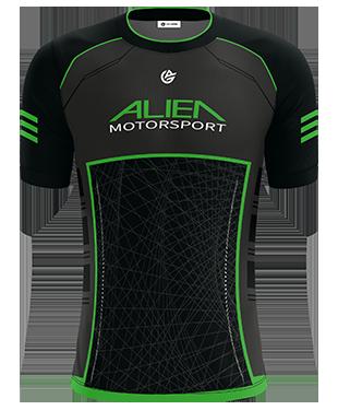 AMS Motorsports - Esports Short Sleeve Jersey