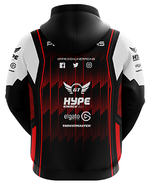AOR - Esports Hoodie without Zipper