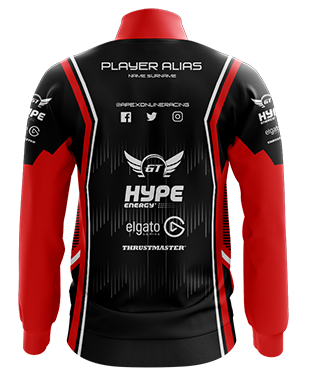 AOR - Esports Player Jacket
