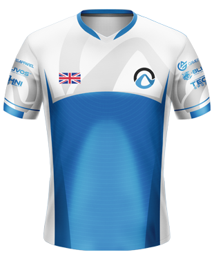 Arion Gaming - 2018 Short Sleeve Player Jersey