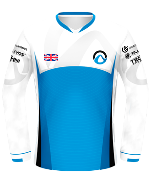 Arion Gaming - 2018 Long Sleeve Player Jersey
