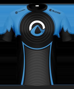 Arion Gaming - Black - 2017 Player Jersey