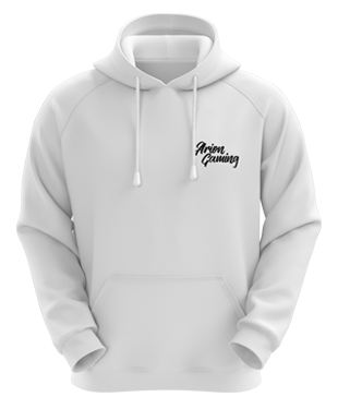 Arion Gaming - White Hoodie