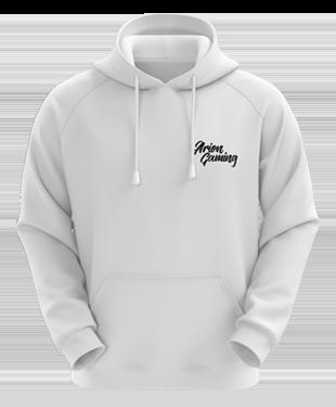 Arion Gaming - White Hoodie
