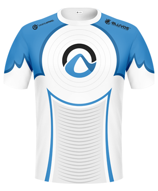 Arion Gaming - White - 2017 Player Jersey