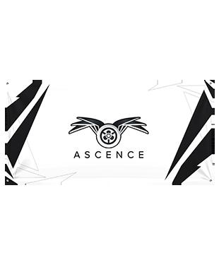 Ascence - Wall Flag